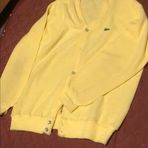 Used men's sweaters by izod size XL